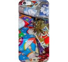 Stack Of Presents iPhone Case/Skin