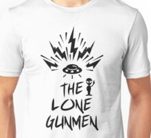 The Lone Gunmen Punk Rock Revival Unisex T-Shirt