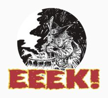 EEEK witch logo by jasonpaulos