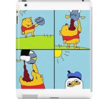 Uncle Dolan & Winnie the Poo meme iPad Case/Skin