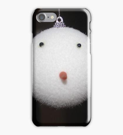 Snowman Bauble iPhone Case/Skin