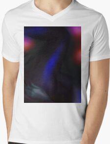 Two R Blue Mens V-Neck T-Shirt