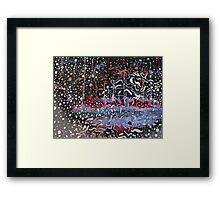 splotch Framed Print