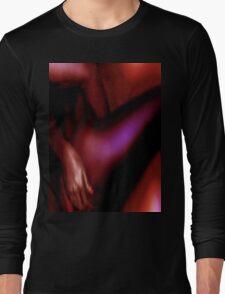 Sex through wet glass Long Sleeve T-Shirt