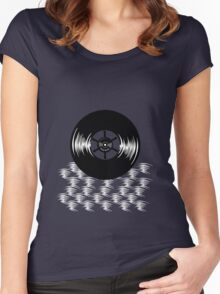 Makin' Waves Women's Fitted Scoop T-Shirt