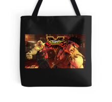 street fighter 5 ryu Tote Bag