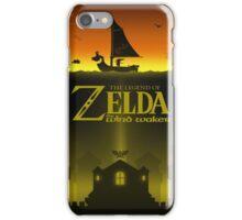 windwaker poster iPhone Case/Skin