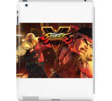 street fighter 5 ryu iPad Case/Skin