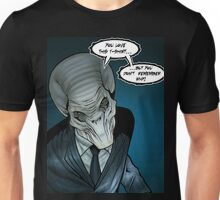 The Silent Command Unisex T-Shirt