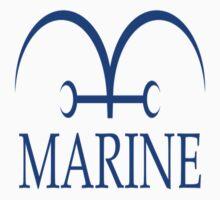 Marine's Mark by takandre