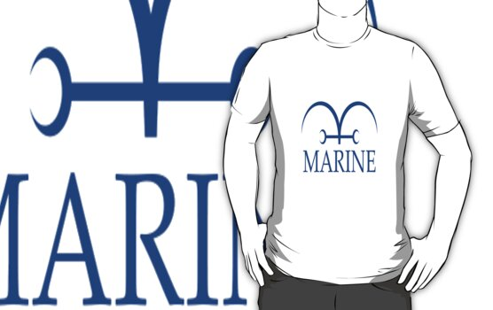 Marine's Mark by takandre