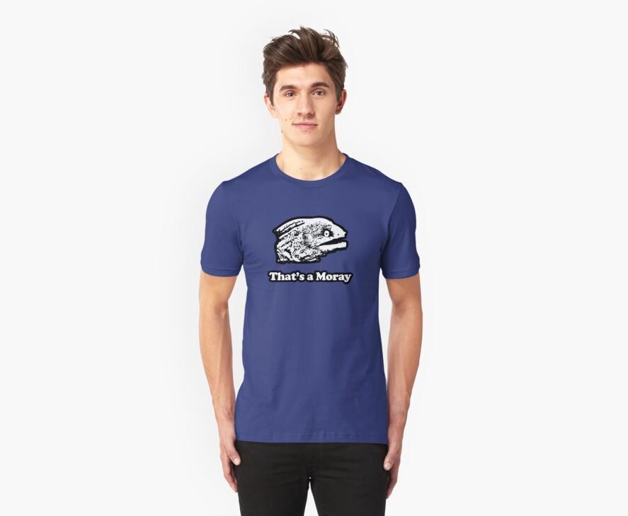 That's a Moray (Bad Joke Eel) by jezkemp
