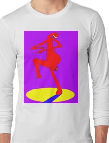 Spare Leg Long Sleeve T-Shirt