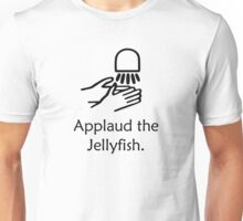 Applaud the Jellyfish Unisex T-Shirt