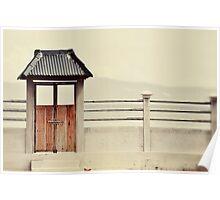 Doorway to Paradise Poster