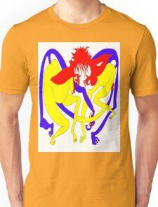 Red Heads Rutting Unisex T-Shirt