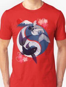 Yin and Yang Koi T-Shirt