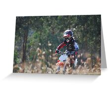 Great Day For A Ride Greeting Card