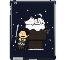 Snow Peanuts iPad Case/Skin
