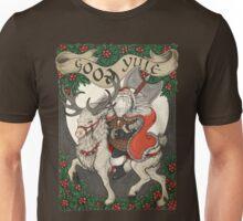 Nordic Santa - Red Unisex T-Shirt