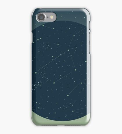 Evening Sky iPhone Case/Skin