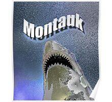 Montauk-Shark Poster