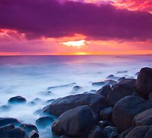 Coolangatta Dawn by Lincoln Stevens