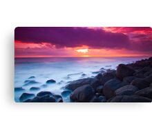 Coolangatta Dawn Canvas Print