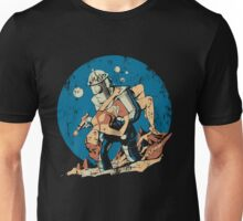 Damsel in Distress Unisex T-Shirt