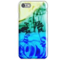Coloured Perspective iPhone Case/Skin