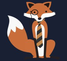 Monocle Fox Kids Tee