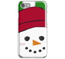 Stay Frosty iPhone Case/Skin