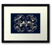 Orthographic Projection Framed Print