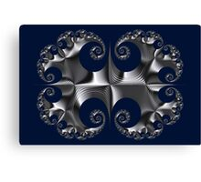 Orthographic Projection Canvas Print