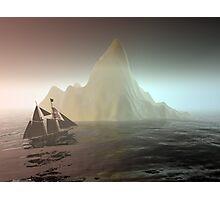 Heavy Seas Photographic Print