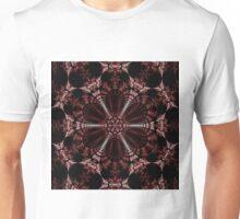 Ruby Crystallization I Unisex T-Shirt
