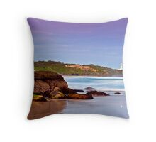 Soldier's North Throw Pillow
