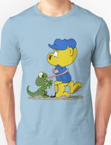 Ferald and The Baby Lizard T-Shirt