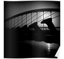 Dark bridge Poster