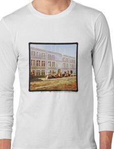 Giles Babel - Battleships and Poptarts Long Sleeve T-Shirt