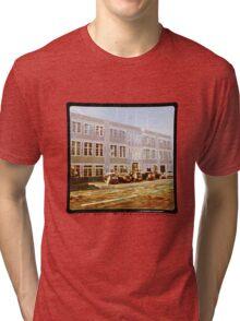 Giles Babel - Battleships and Poptarts Tri-blend T-Shirt