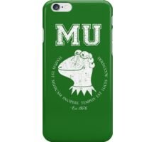 Muppet University iPhone Case/Skin