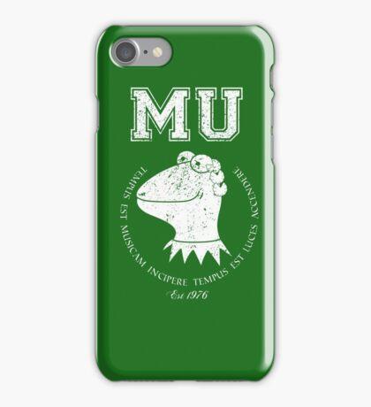 Muppet University iPhone Case/Skin