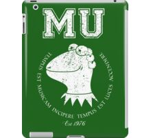 Muppet University iPad Case/Skin