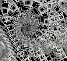 The Framework of Space I by Ross Hilbert