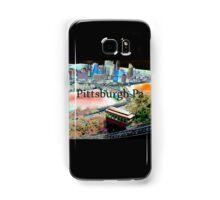 Pittsburgh PA Samsung Galaxy Case/Skin
