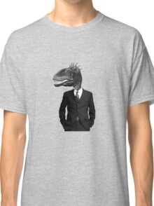 The Saurus Society - No Extinction Theory Classic T-Shirt