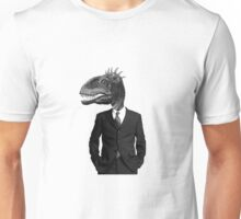The Saurus Society - No Extinction Theory Unisex T-Shirt