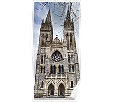 Truro Cathedral Poster