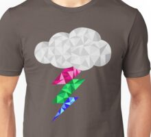 Polysexual Storm Cloud Unisex T-Shirt